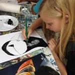 Kunstlessen en workshops voor kinderen en tieners